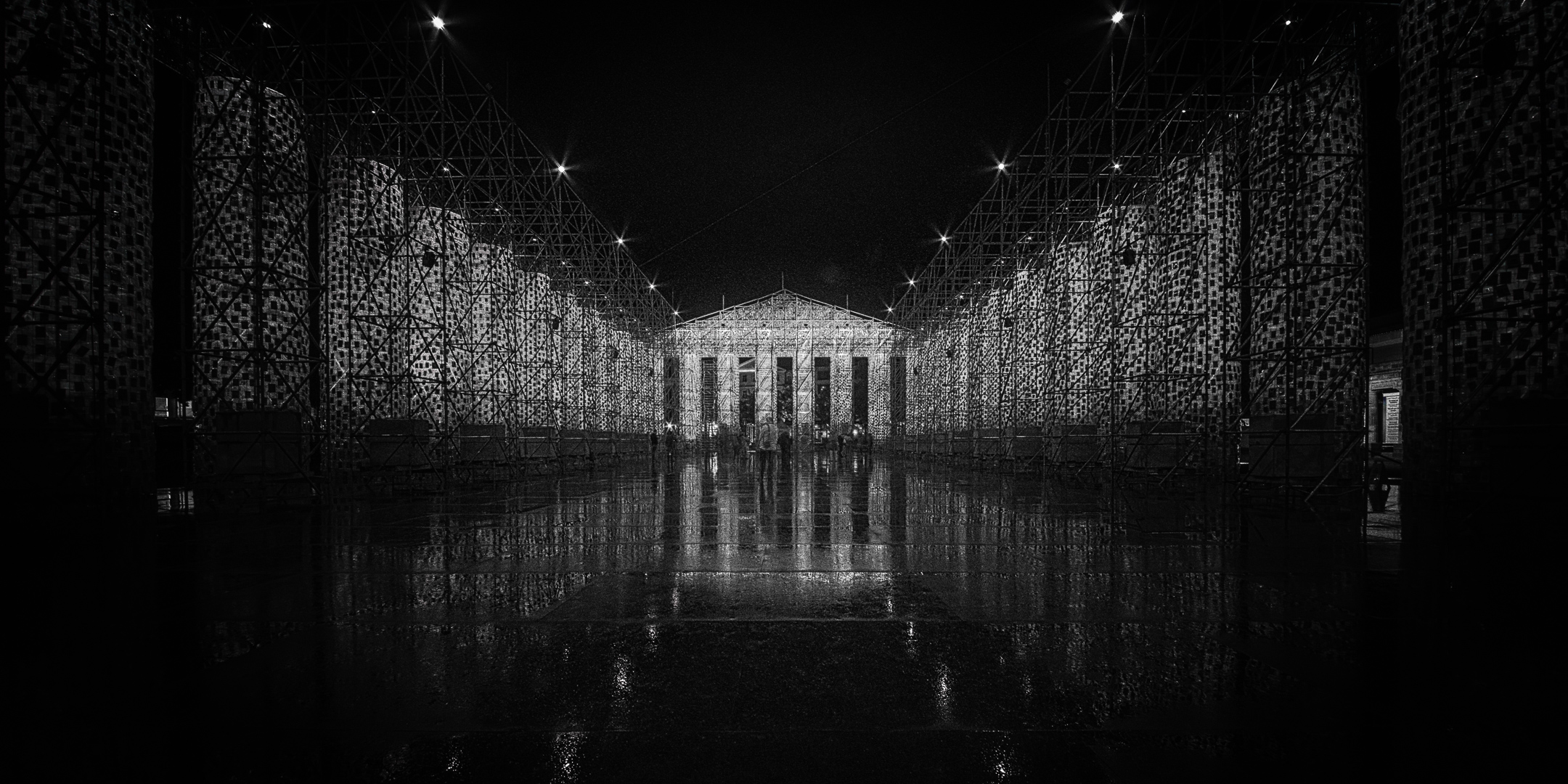 2017-8394 The Parthenon of Books - documenta 14
