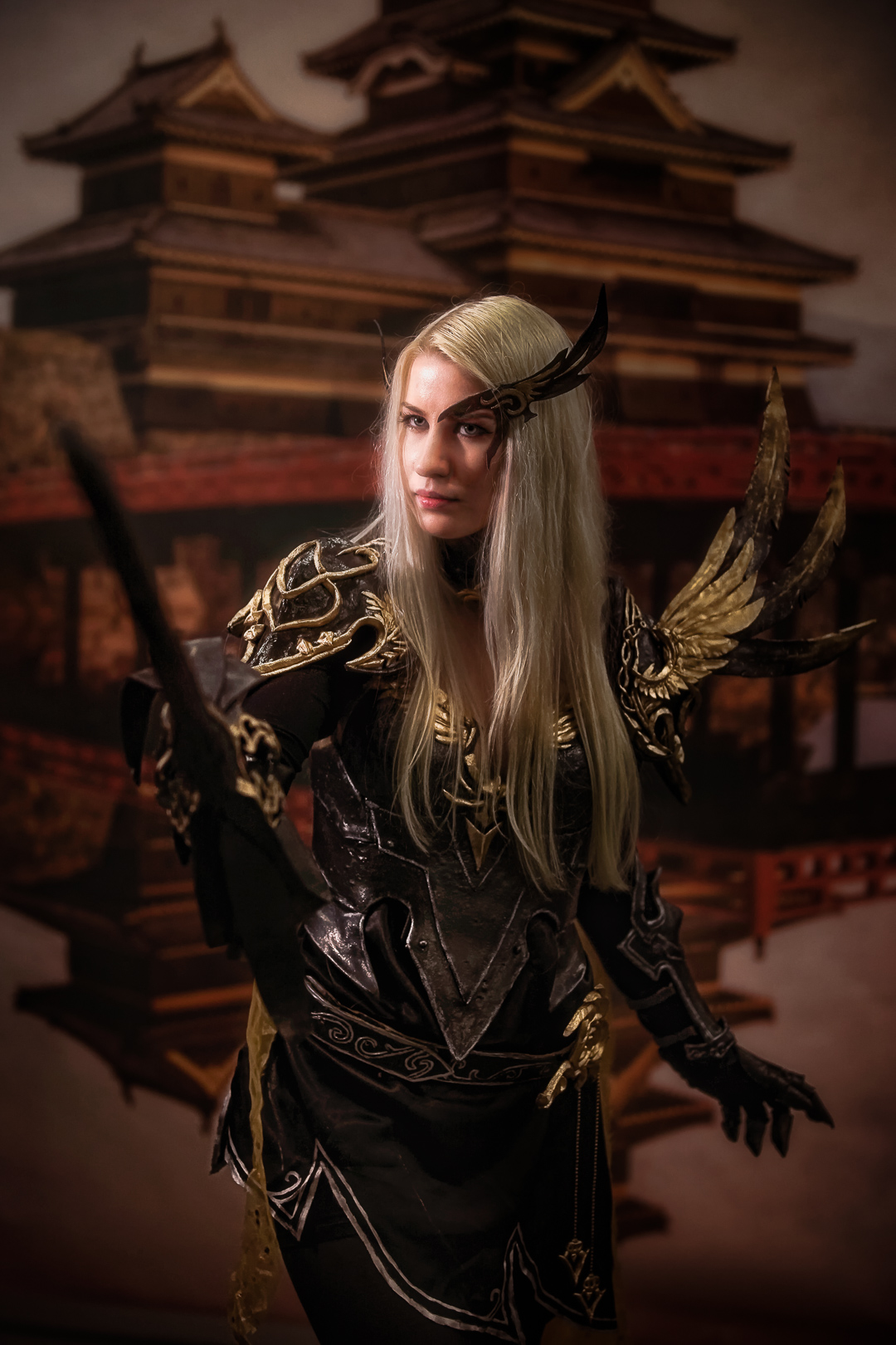 - My first EpicCon - Game: Aion Cosplay: Asmodian Armor Cosplayer: @enyu_cosplay - I am glad to have decided to check out another Con in Germany and I must say it was awesome. Great location, beautiful concert hall, unlimited space for shooting and chilling. And of course the greatest cosplay artists you can imagine... - Thanks also to @cocoascosplay and @sheeta_cosplay for their company and time! I hope they like the results :) - If you want to follow my other voyages in photography at Instagram, please check my other feeds :) - Nature and Cities: @dont_fade_away_photography  - People & Portraits (my new one): @dont_fade_away_photography_ppl
