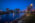 2018-4771 Zaanse Schans Blue Hour Sunset